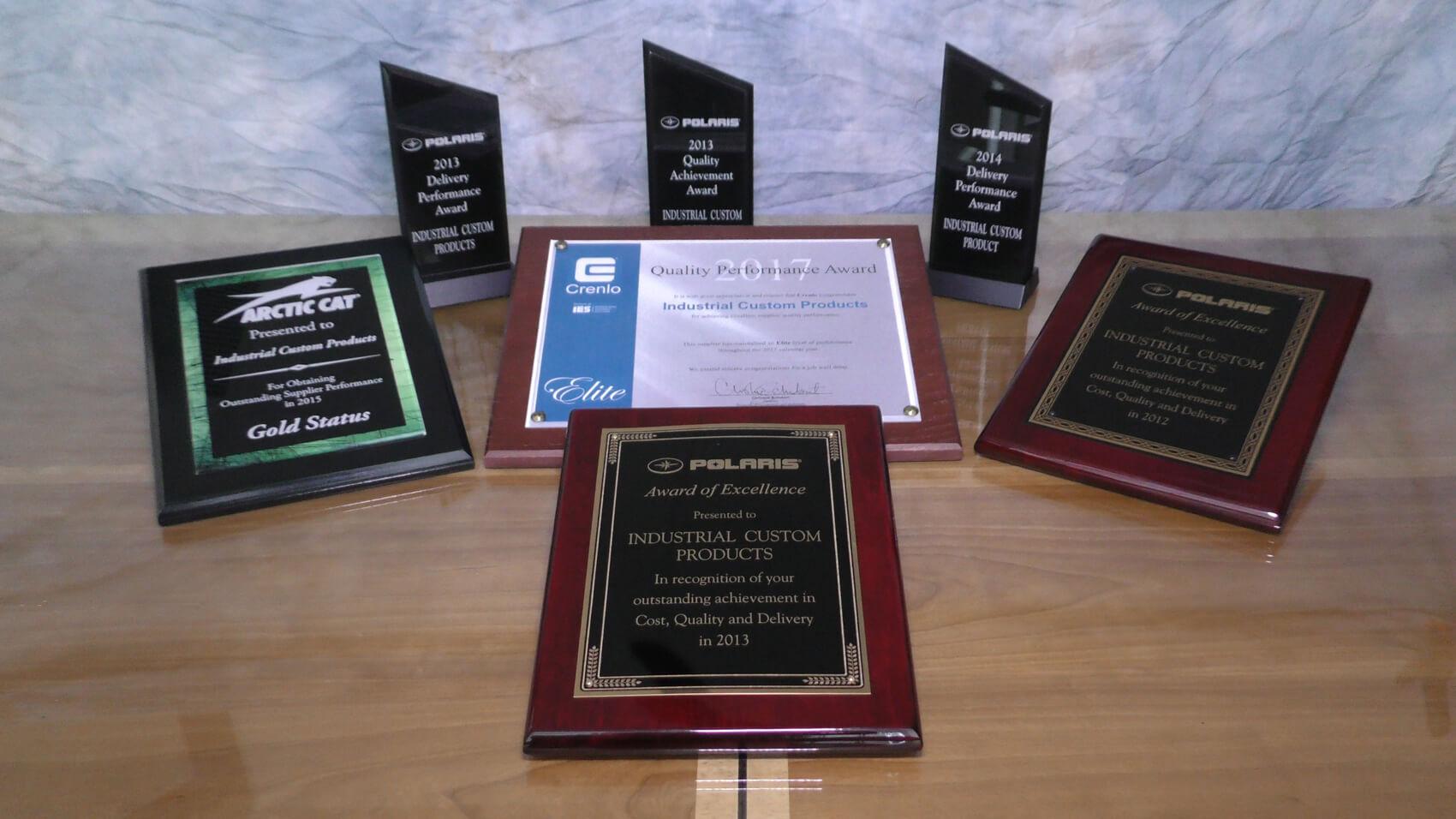 icp awards